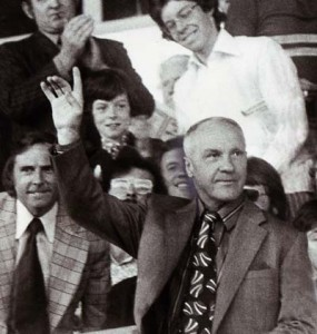 Shankly in Goodison Dir Box