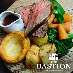The Bastion Bar & Restaurant Sunday Roast
