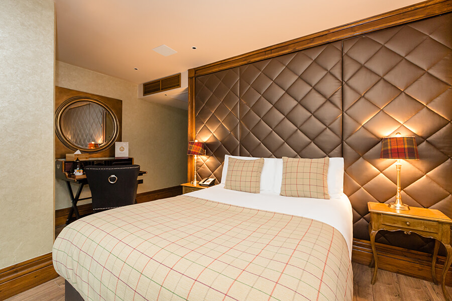 Explore Our Luxury Rooms And Studios The Shankly Hotel