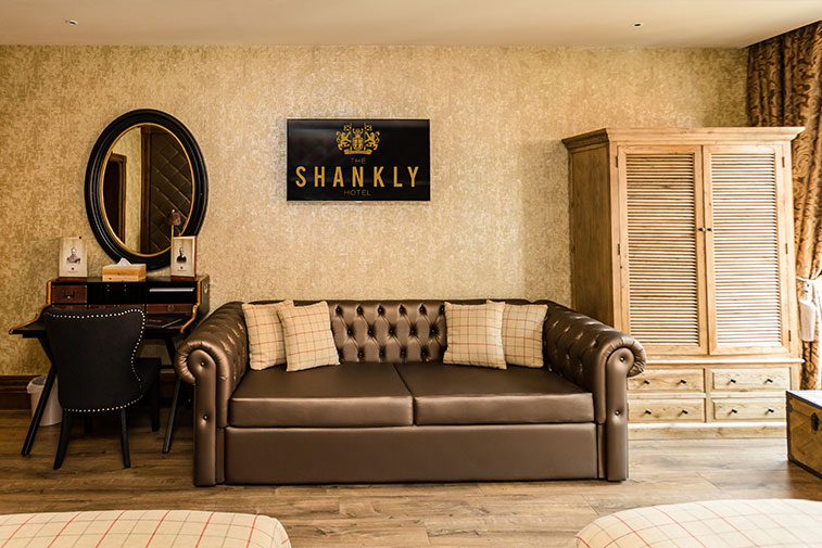 Shankly Room - fathers day ideas
