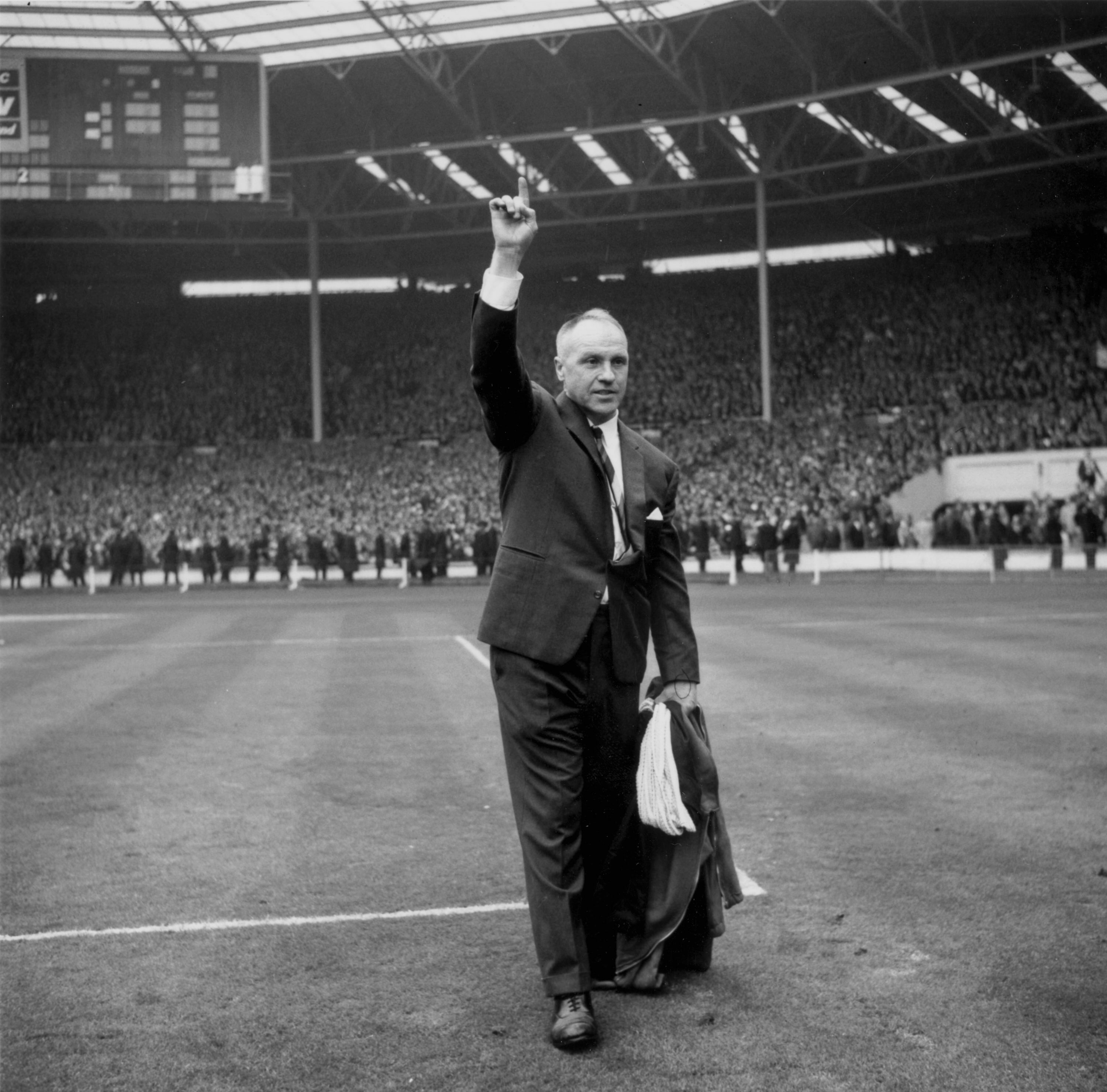 Bill Shankly Remembered