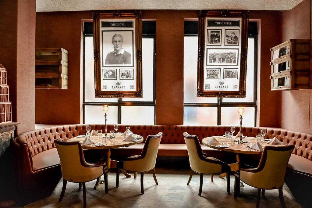 The Bastion Bar & Restaurant
