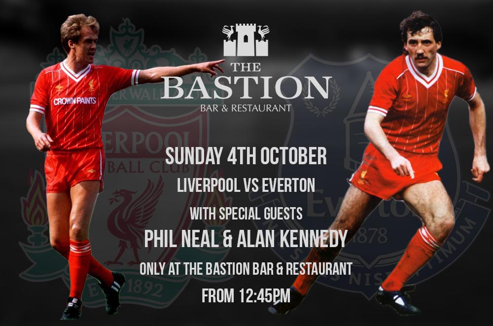 The Bastion Bar & Restaurant Liverpool
