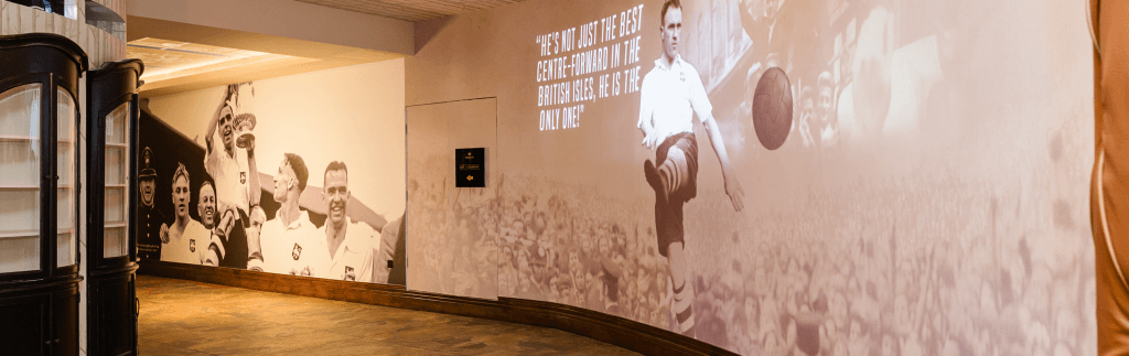 Reception Shankly story