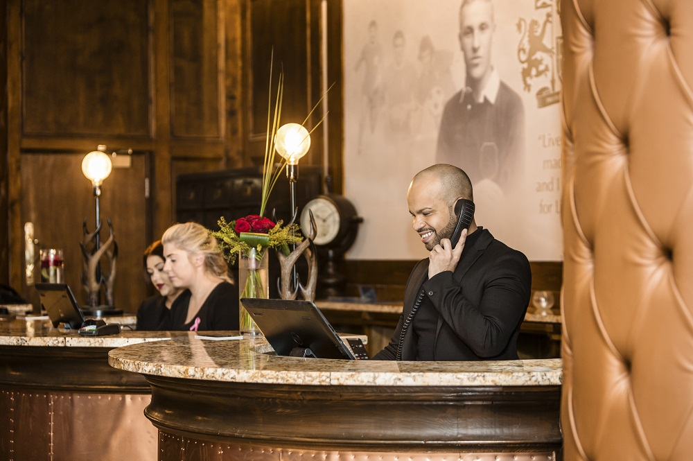 Shankly Hotel Staff service