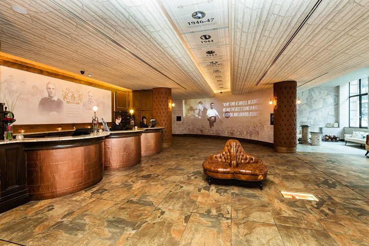Shankly Hotel Reception