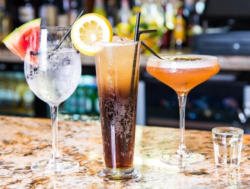 The Bastion Bar & Restaurant cocktails