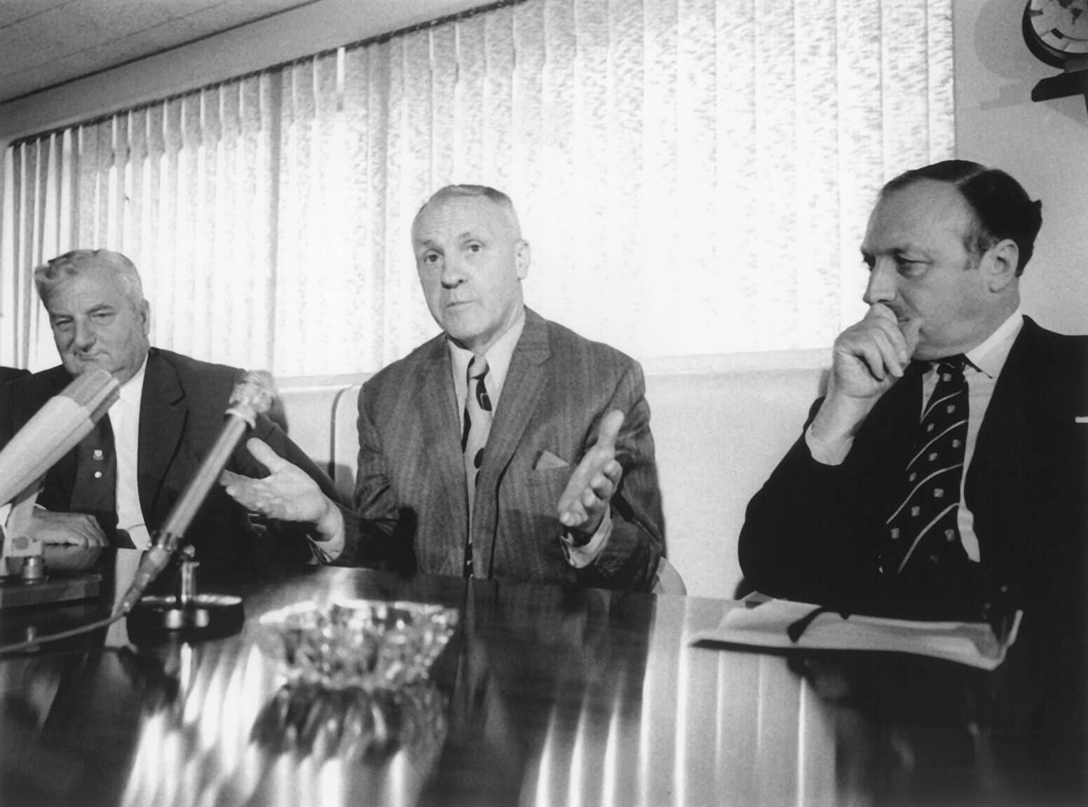 Bill Shankly Boardroom