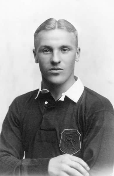 Young Shankly