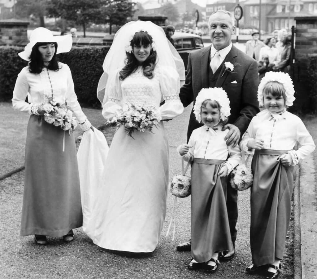 Shankly wedding