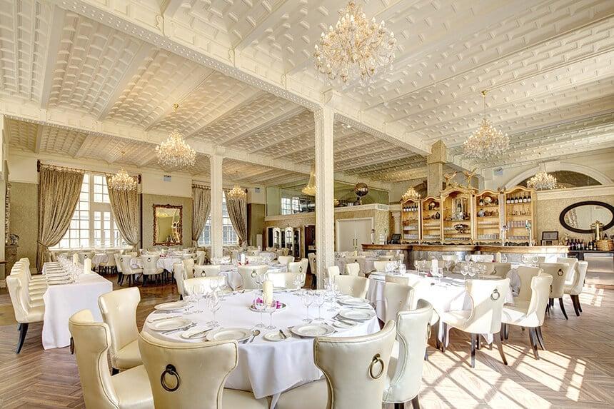 Liverpool wedding venue White Star Grand Hall at 30 James Street