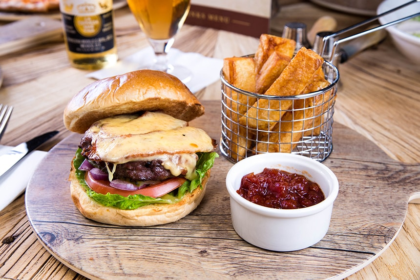 Great meals a benefit from the Shankly Loyalty card