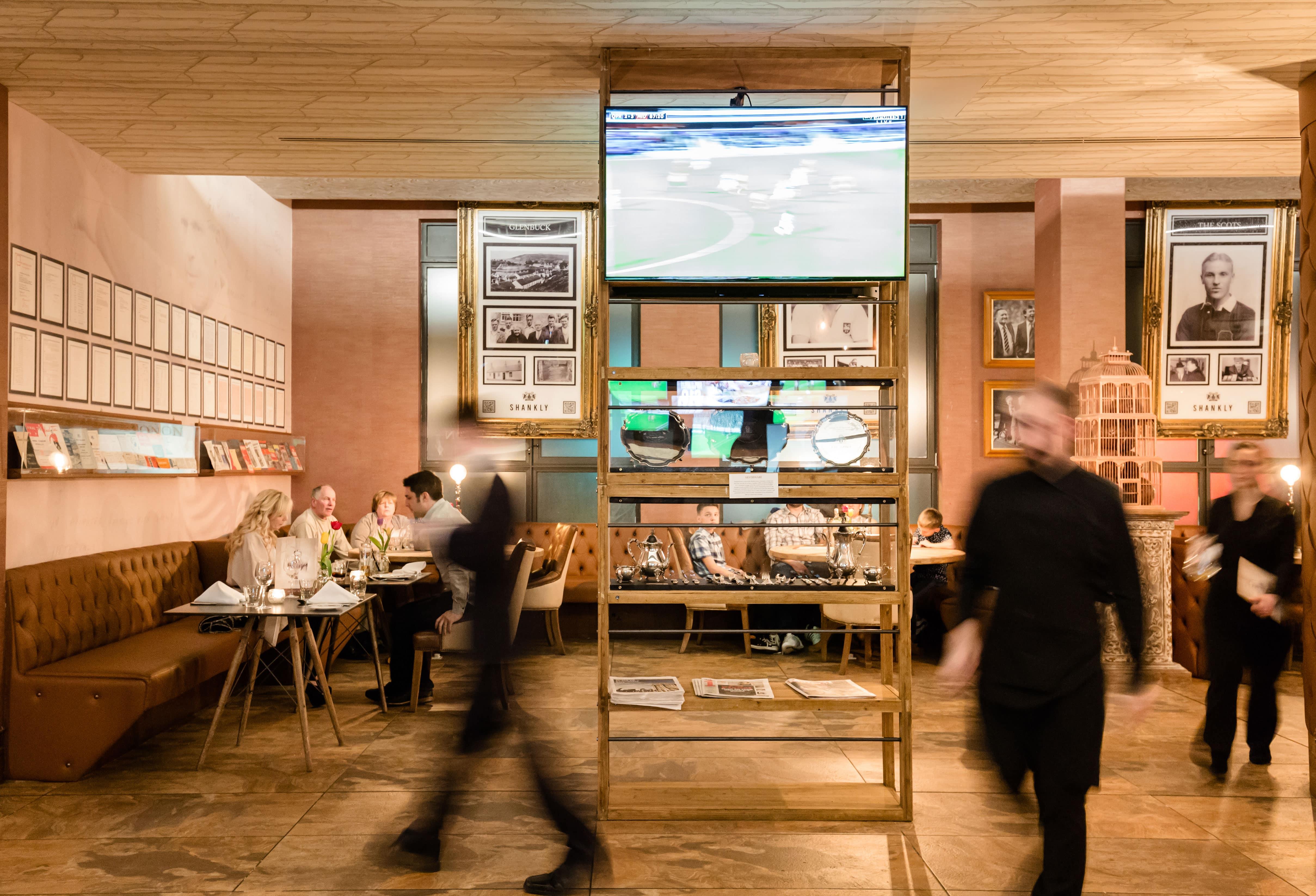 Bastion Bar and Restaurant