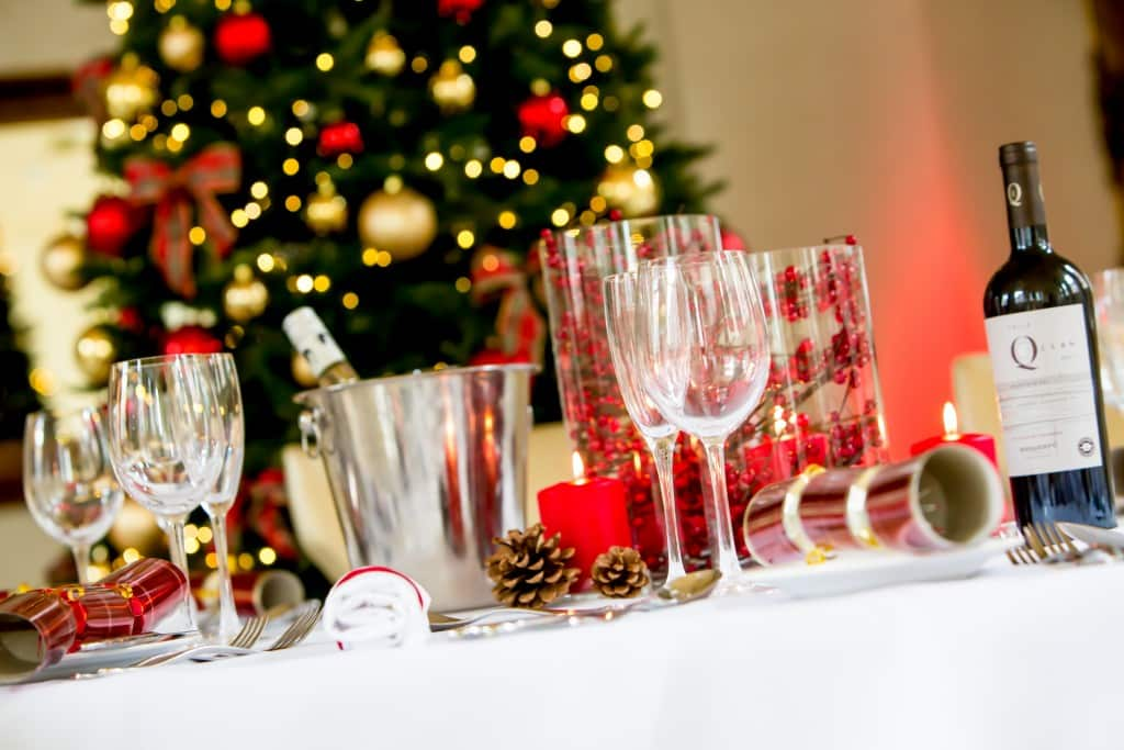 Christmas Restaurant.A Christmas To Remember At The Bastion Bar Restaurant
