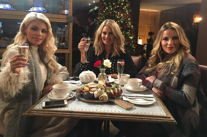 The Only Way is Essexmas Filming at The Shankly Hotel