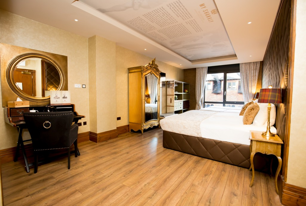 Luxury room in the Shankly