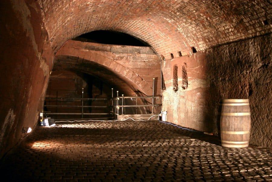 Liverpool's history underground - Williamson's tunnels