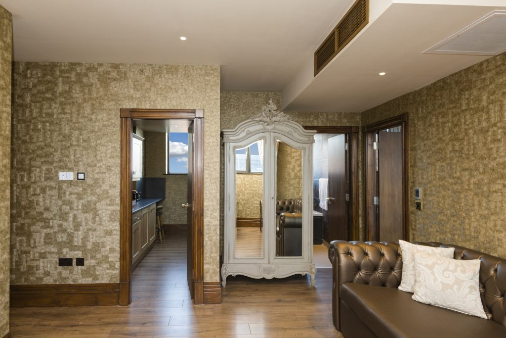 The Shankly Hotel family suite