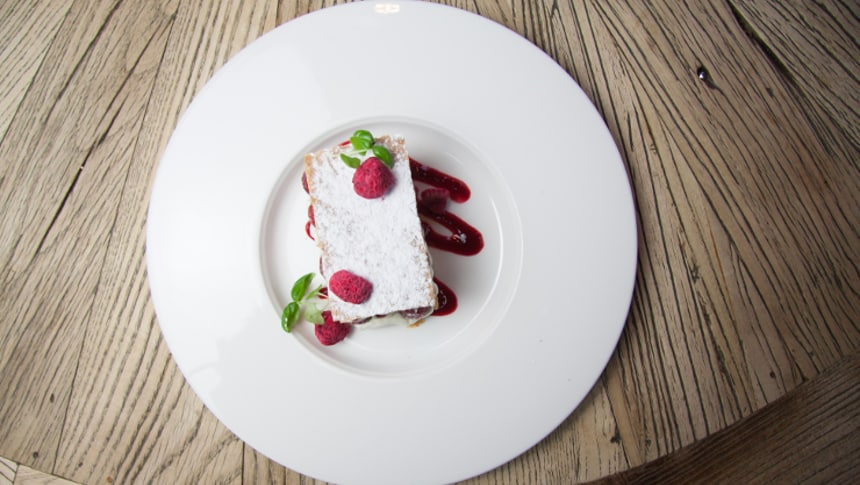 Cranachan, Bastion Bar & Restaurant Spring Menu