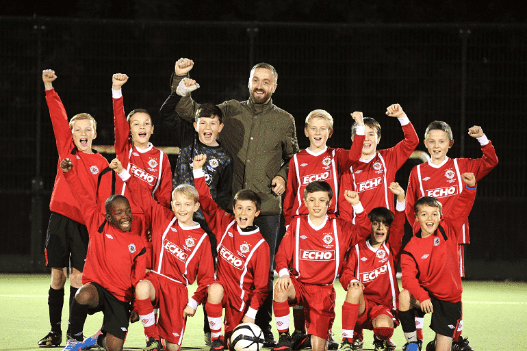 Grassroots football The Shankly Family Foundation
