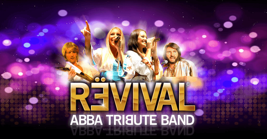 ABBA funky visit to Liverpool