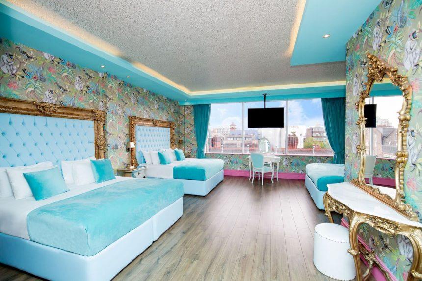 instagram-worthy hotel rooms