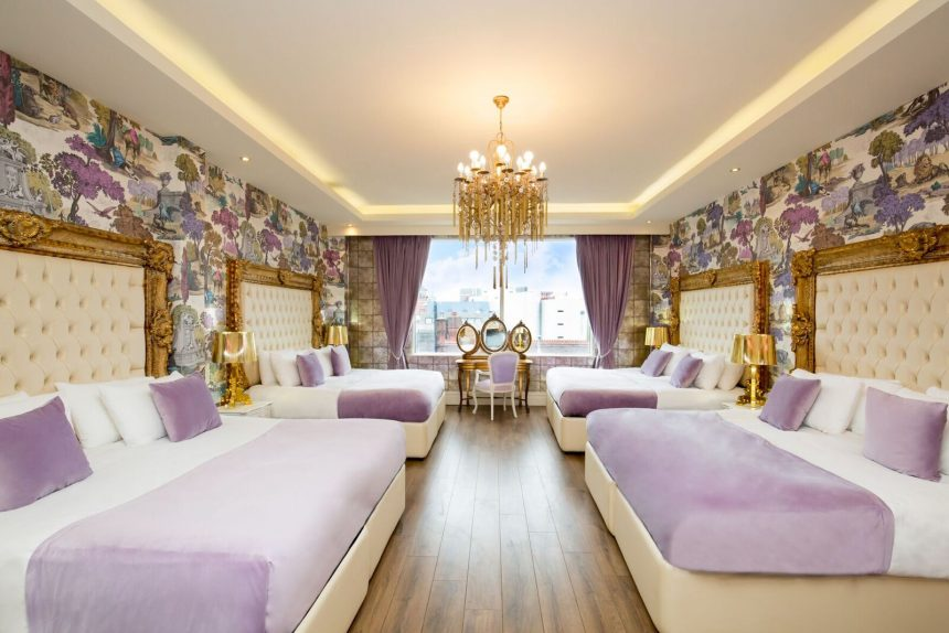 Shankly Hotel Luxury Room