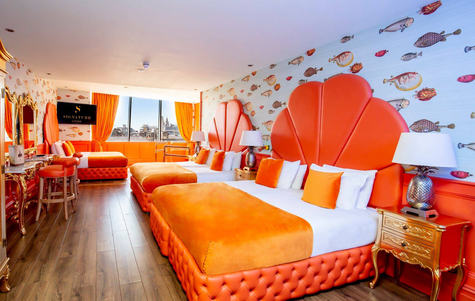 OMG instragram-worthy hotel