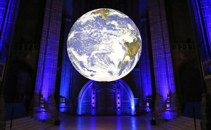 Gaia - Liverpool Cathedral - what's on Liverpool