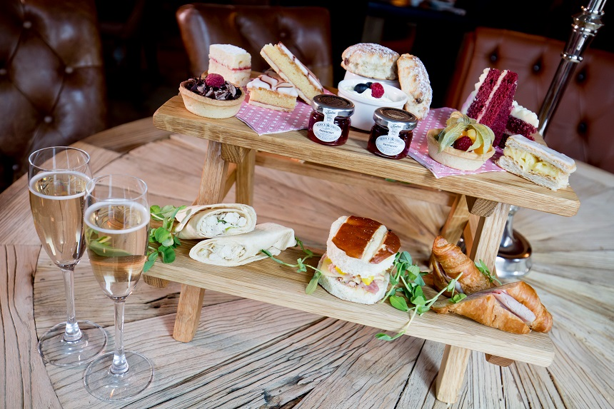 afternoon tea deals - lunch in Liverpool