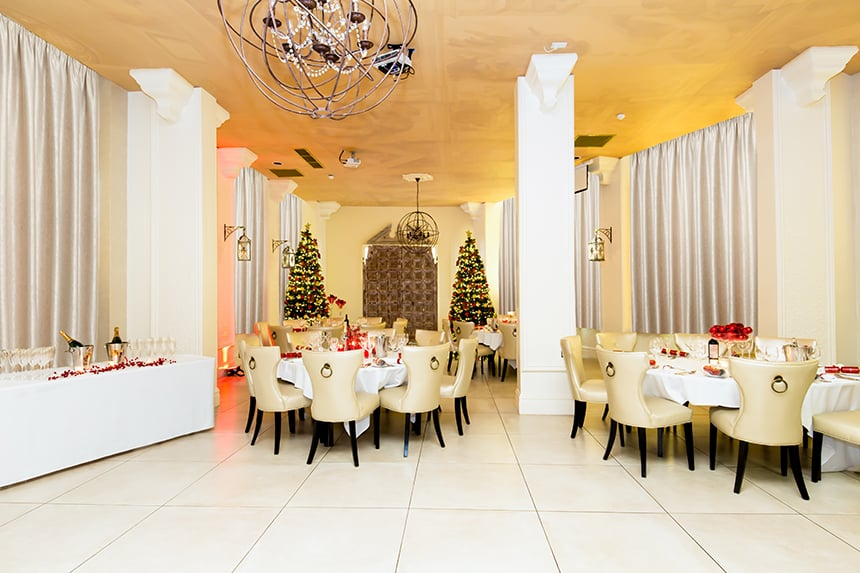 Christmas party venues Liverpool