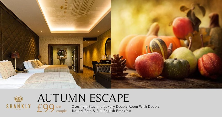 autumn offers Liverpool hotel