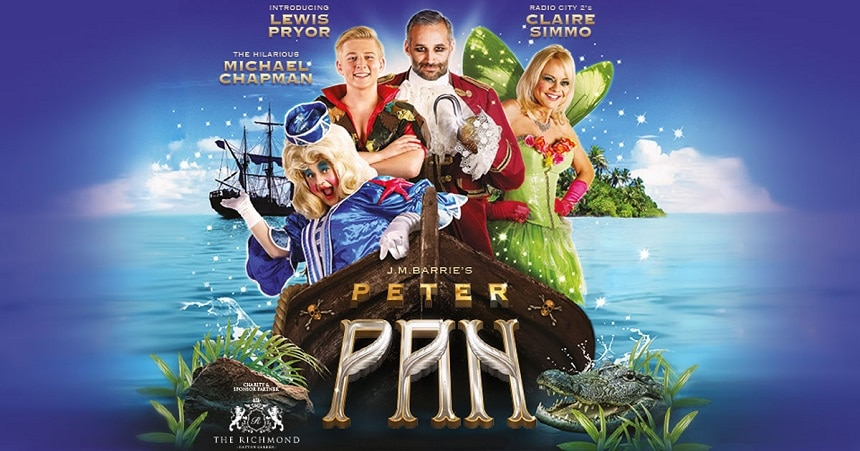 Peter Pan - Liverpool theatres - Epstein