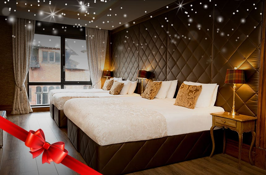 Christmas party nights in Liverpool - The Shankly Hotel offer