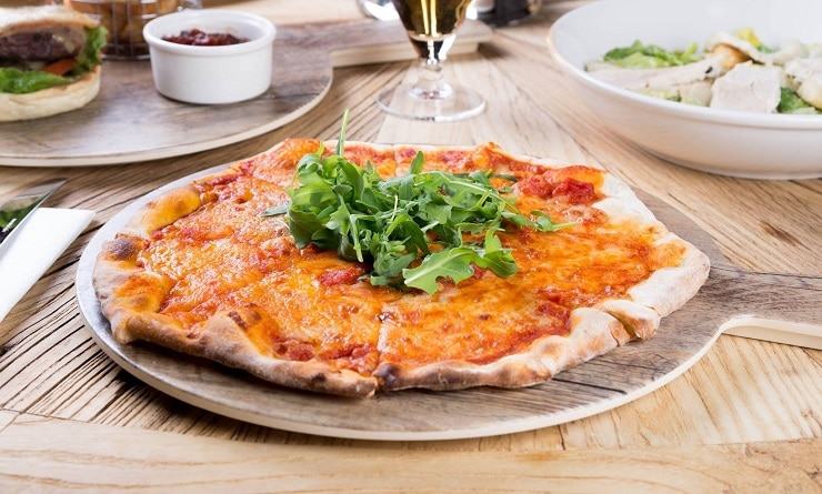 hotels near Creamfields - Shankly Hotel offer - pizzas in room