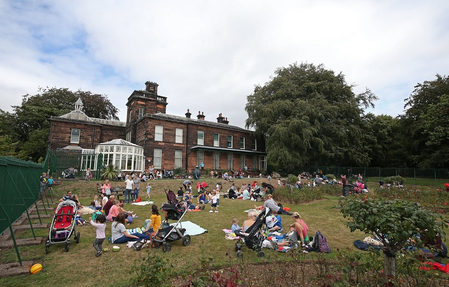 Sudley House - Liverpool school holidays May