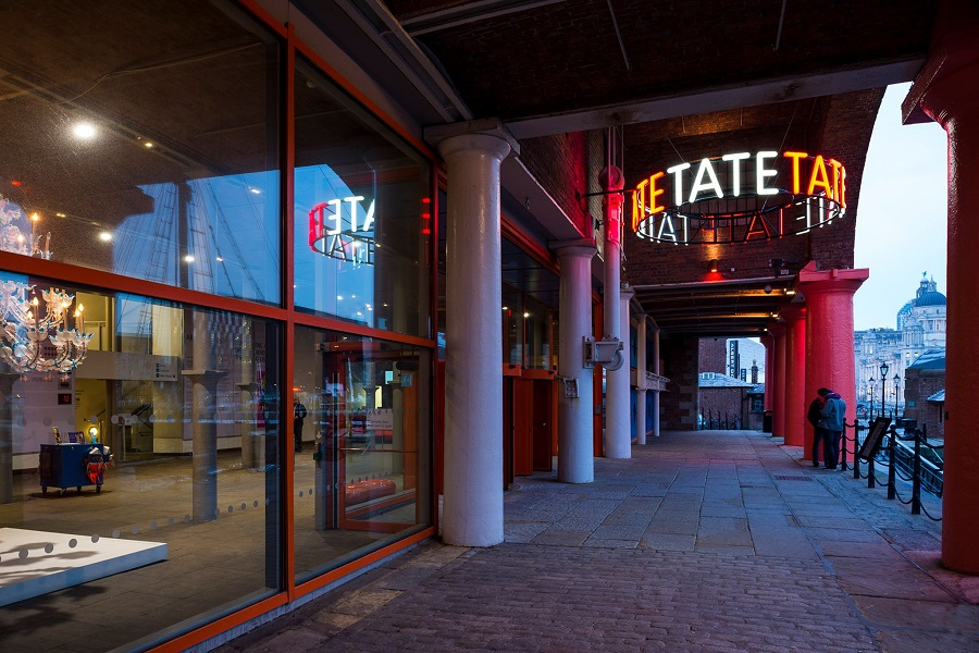 TATE Liverpool - Liverpool school holidays May