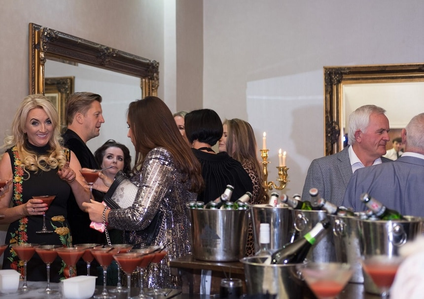 Private bar at Baby Eden - party venues Liverpool