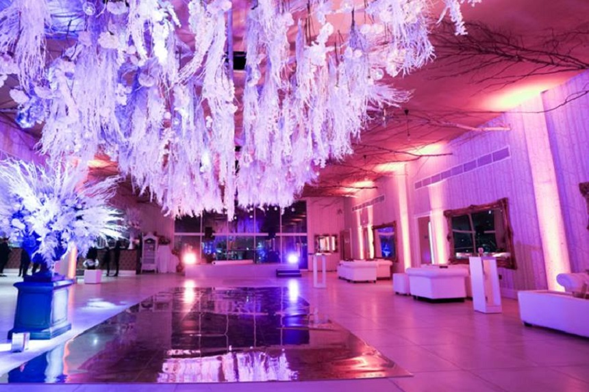 The Garden of Eden Liverpool events venue