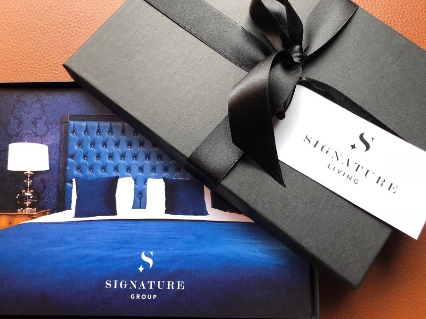 Signature Living Gift Voucher - Mother's Day ideas