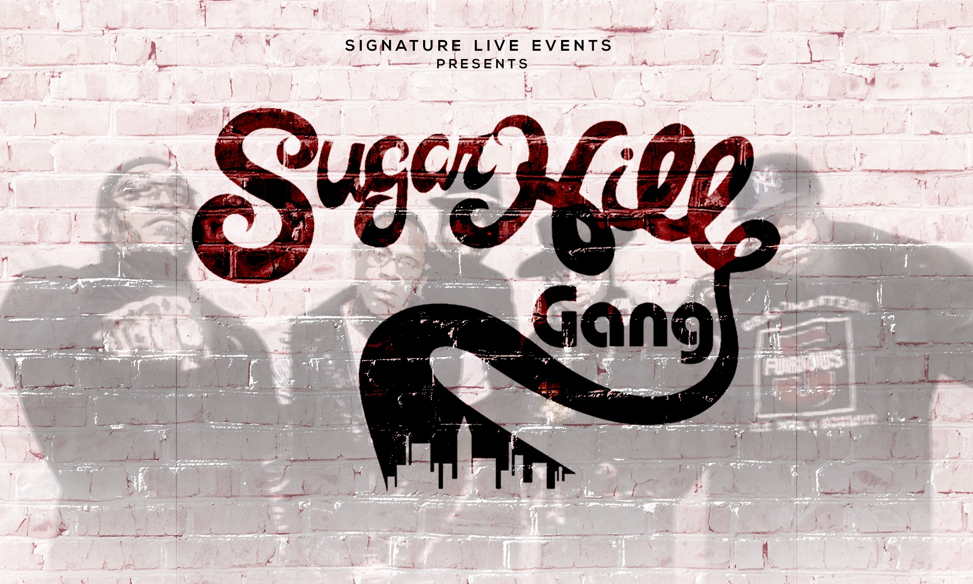 sugarhill gang - live music event liverpool