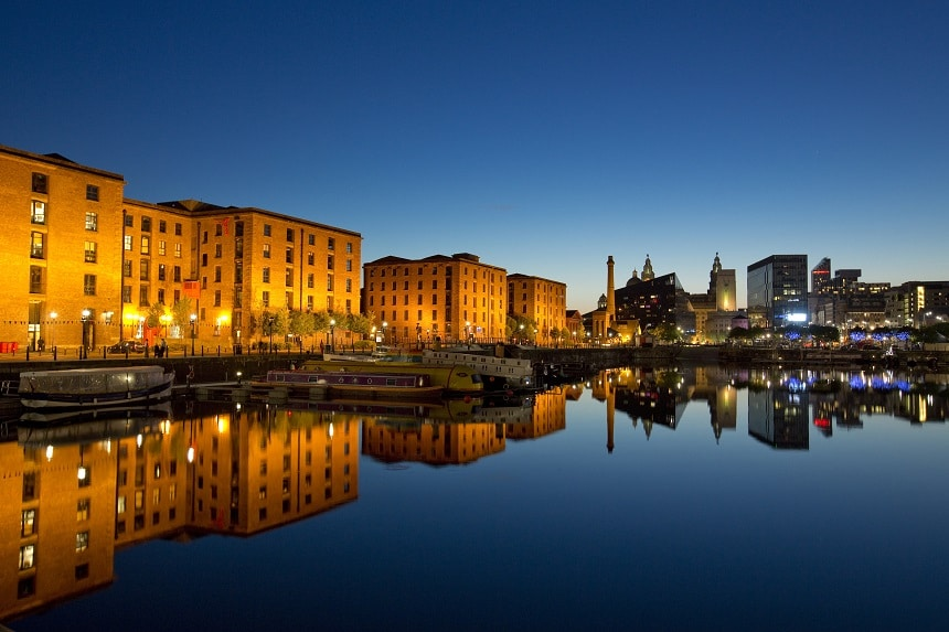 Liverpool nightlife - Grand National Weekend