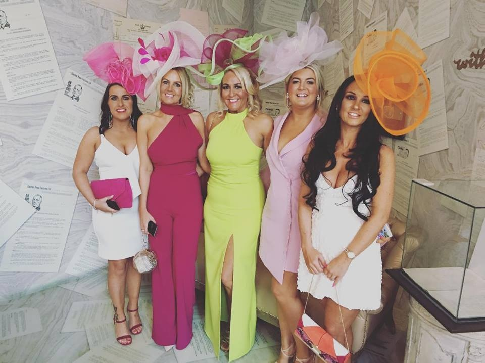 Grand National weekend - Ladies at The Shankly