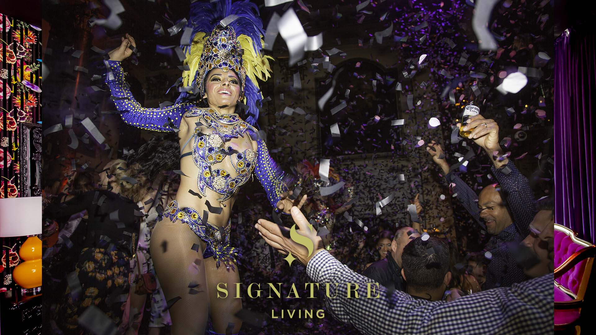 Signature Samba Style Party